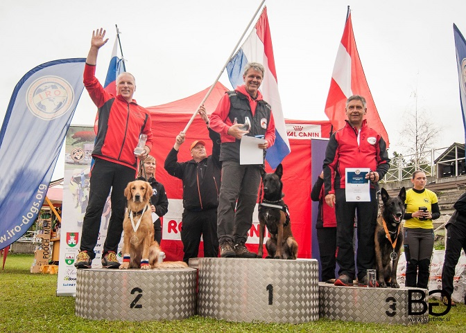 Svetovno prvenstvo reševalnih psov